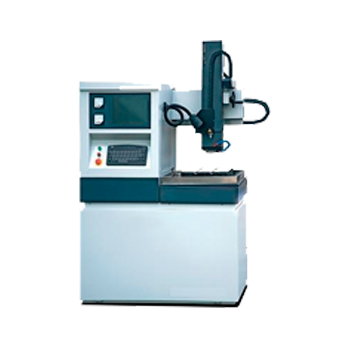 CNC ABRASIVE WIRE-CUT MACHINES, FLASH TYPE, MK-SERIES