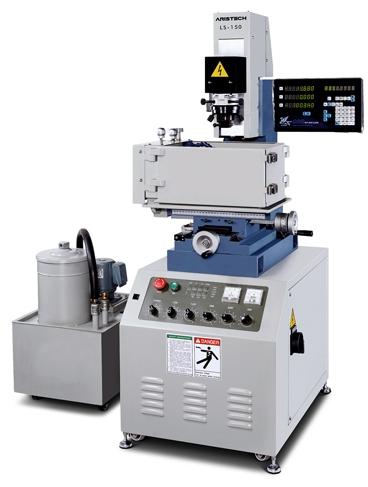 MINI ZNC DIE SINKING MACHINE WITH DRILL FUNCTION, MODEL — LS-150