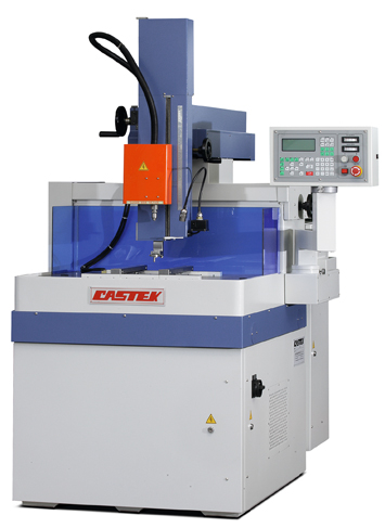 HIGH SPEED CNC EDM DRILLING MACHINE (SUPERDRILL), MODEL — SD