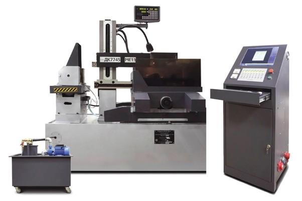 Präzisionsdraht-EDM mit Schrittmotoren (flash typ), M-Serie